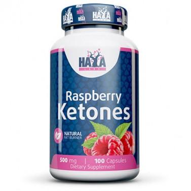 Малинови кетони / Rasberry Ketones 500mg HAYA LABS - 100 Капсули