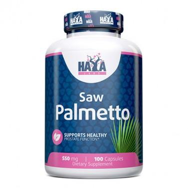 Сао Палмето / Saw Palmetto 200 mg HAYA LABS - 60 Капсули