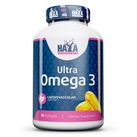 Ултра Омега 3 / Ultra Omega 3 HAYA LABS - 90 Меки капсули