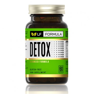 Детокс / Detox Life Formula - 60 Капсули