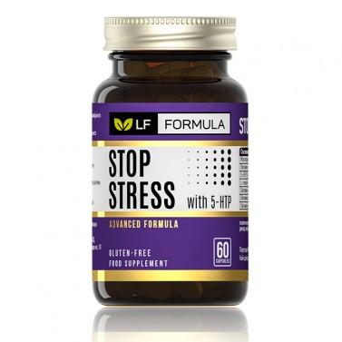 Стоп Стрес / Stop stress Life Formula - 60 Капсули