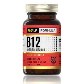 Витамин B12 метилкобаламин Life Formula - 500 Сублингвални таблетки