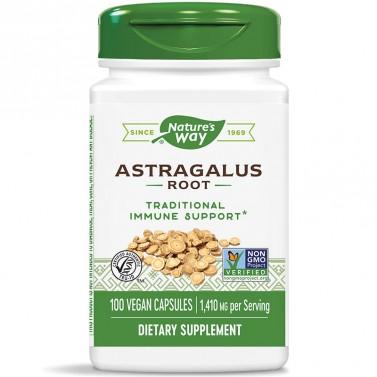 Астрагал / Astragalus 470 mg Nature's Way - 100 Капсули