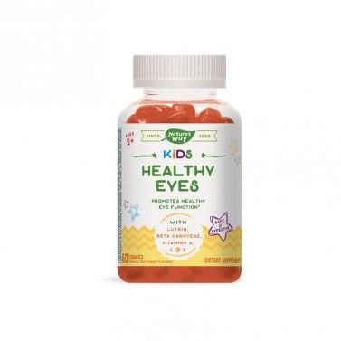 Kids Healthy Eyes Nature's Way - 60 Желирани таблетки