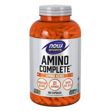 Amino Complete™ NOW - 360 Капсули