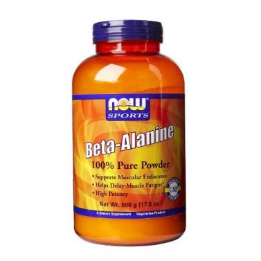 Beta Alanine / Бета-аланин NOW - 250 Дози