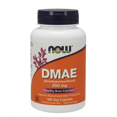 DMAE / Диметилетаноламин 250mg NOW - 100 Капсули