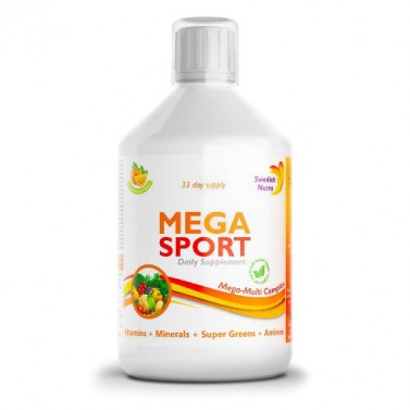Мега спорт SWEDISH NUTRA - 500 ml