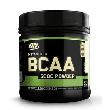 Разтворим BCAA 5000 OPTIMUM NUTRITION - 336 г