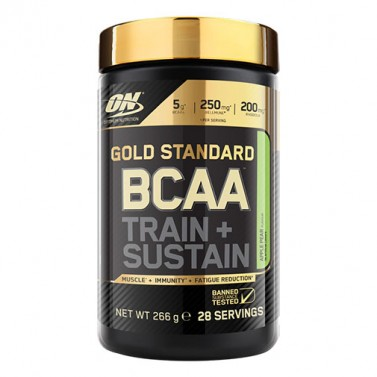 GOLD STANDARD BCAA'S OPTIMUM NUTRITION - 28 дози