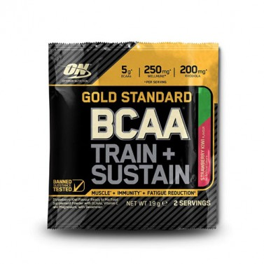 Gold Standard BCAA Train + Sustain Sashet OPTIMUM NUTRITION