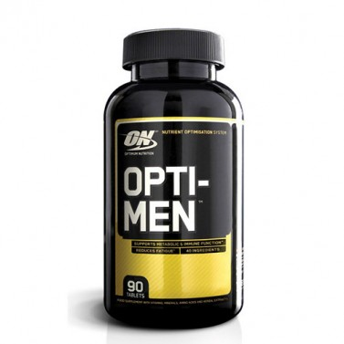 Opti-Men EU OPTIMUM NUTRITION - 90 / 180 Таблетки