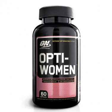 Opti-Women EU OPTIMUM NUTRITION - 60 / 120 Капсули