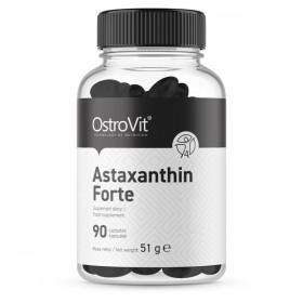 Astaxanthin Forte 4mg OstroVit - 90 капсули