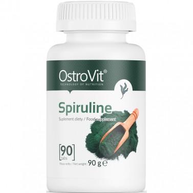 Спирулина / Spiruline OstroVit - 90 капсули