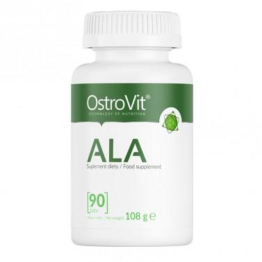 Алфа липоева киселина / Alpha Lipoic Acid ALA 600 mg OstroVit - 90 таблетки