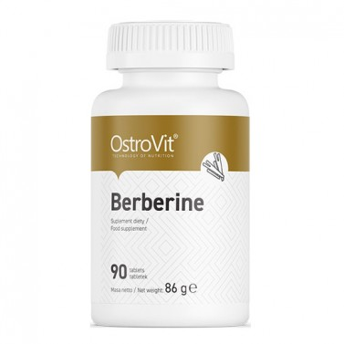 Берберин / Berberine OstroVit - 90 таблетки