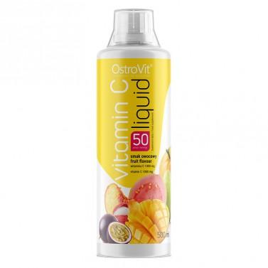 Витамин C Течен / Vitamin C Liquid OstroVit - 500 мл