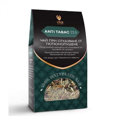 Anti Tabac Tea Чай при отказване от тютюнопушене VITAL CONCEPT