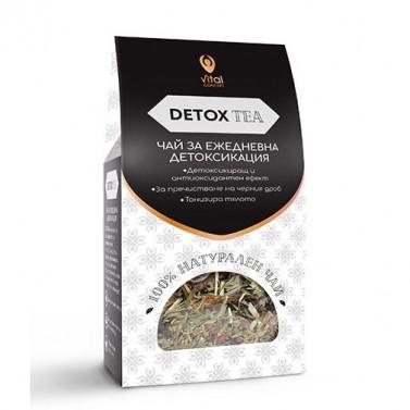 Детокс чай / Detox Tea VITAL CONCEPT