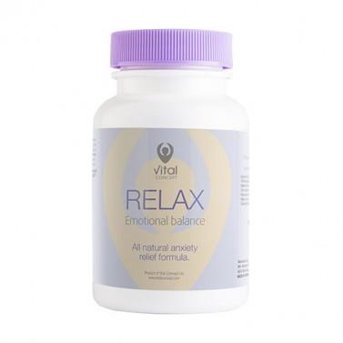 Релакс / Relax VITAL CONCEPT - 60 Вега капсули