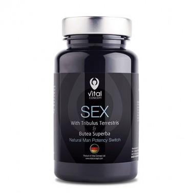 Sex VITAL CONCEPT - 30 Вега капсули