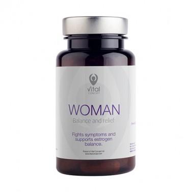 Woman VITAL CONCEPT - 60 Вега капсули